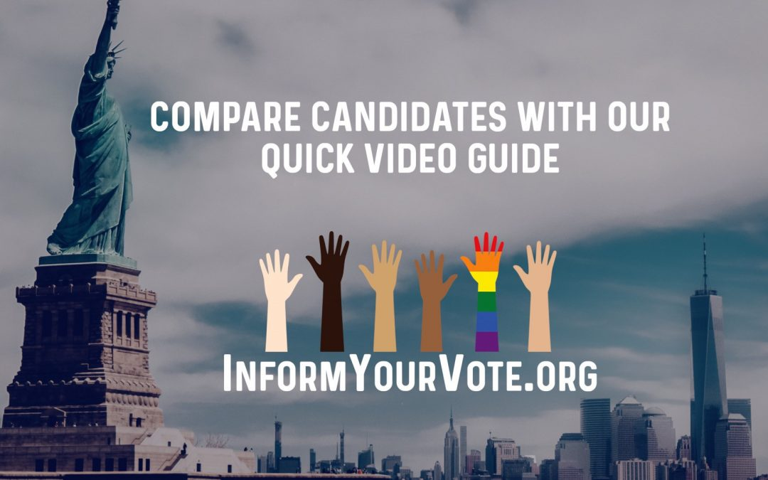 InformYourVote.org Launches to Help Ranked Choice Voting Transform Democracy